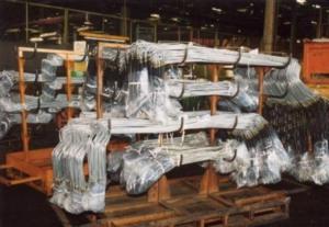 Трубопровод тормозной